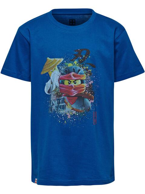 LEGO wear CM 50231 - T-shirt manches courtes Enfant - bleu